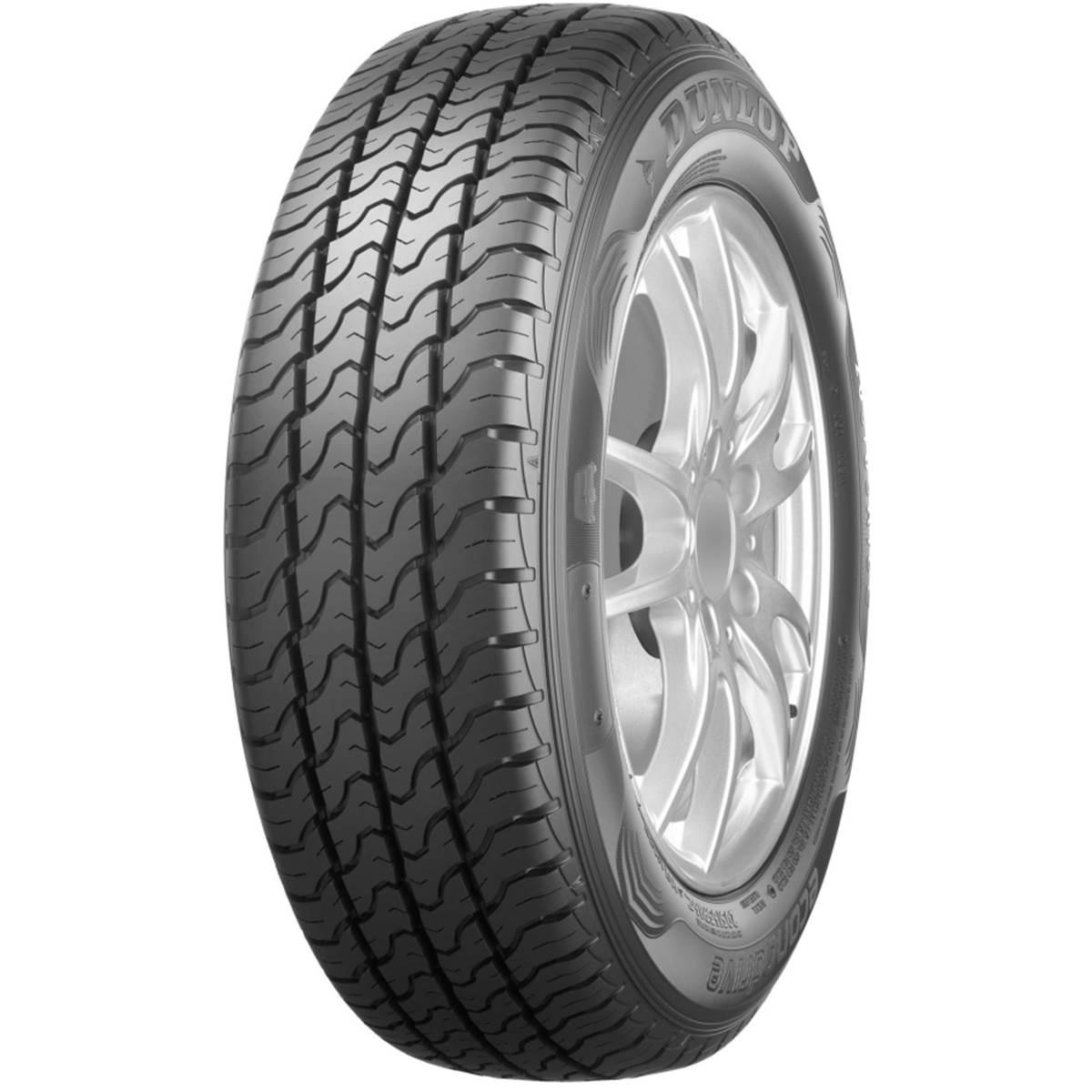 Pneu Camionnette Dunlop 185/80R14 102R Econodrive