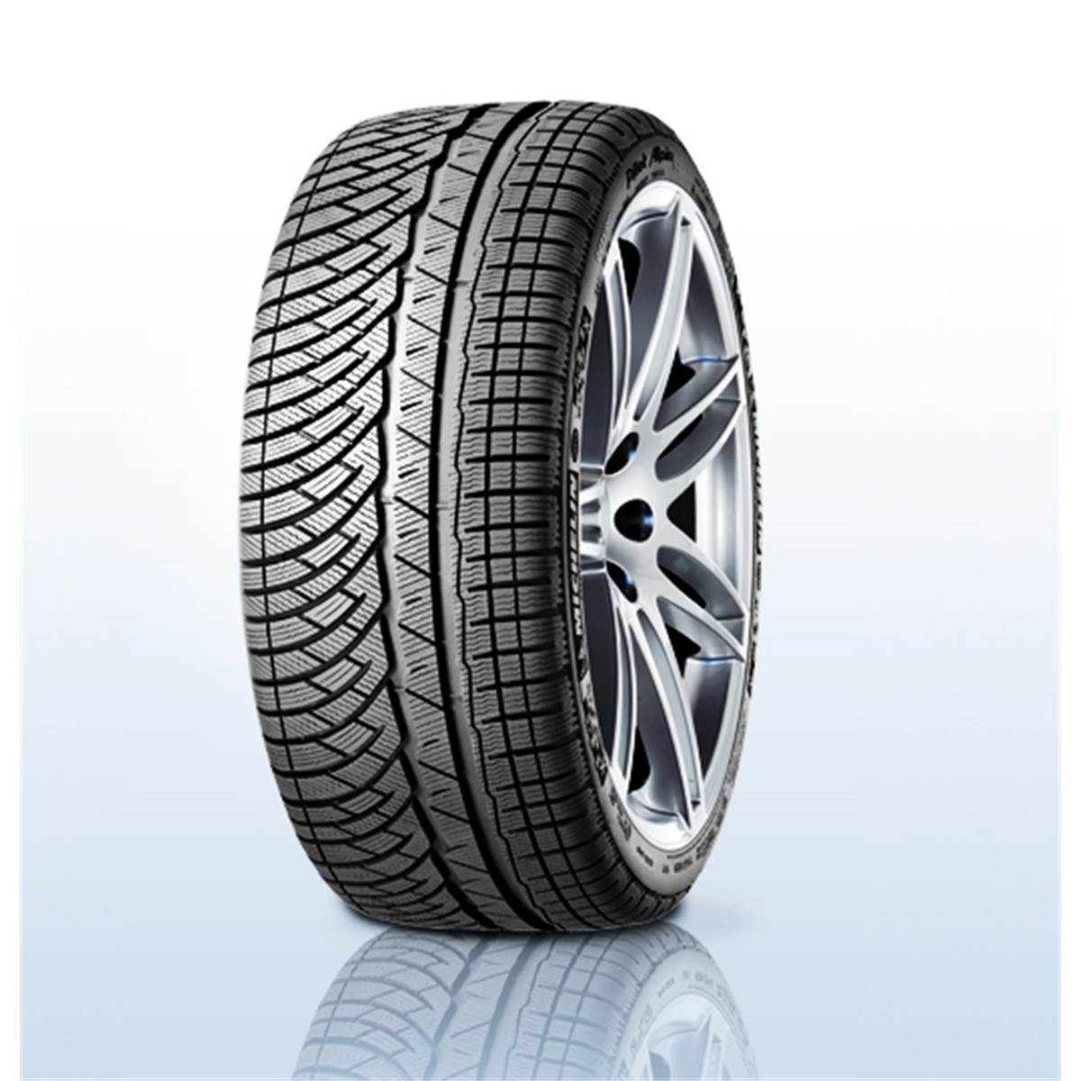 Pneu Hiver Michelin 245/30R21 91W Pilot Alpin Pa4 XL