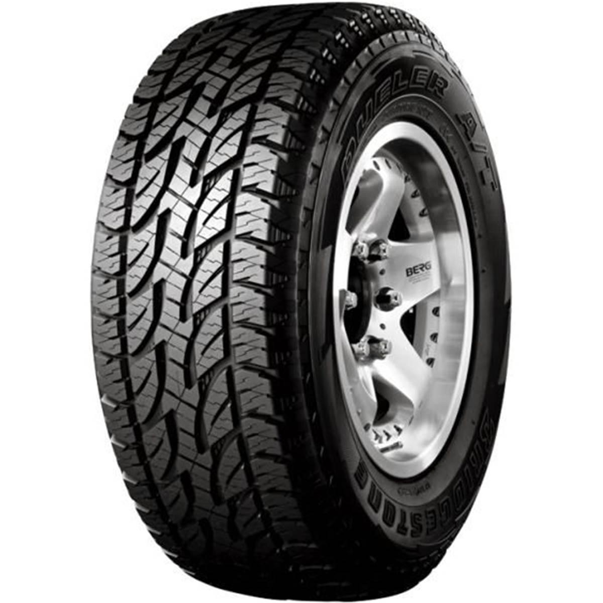 Pneu 4X4 Bridgestone 225/75R16 103S Dueler A/T 694