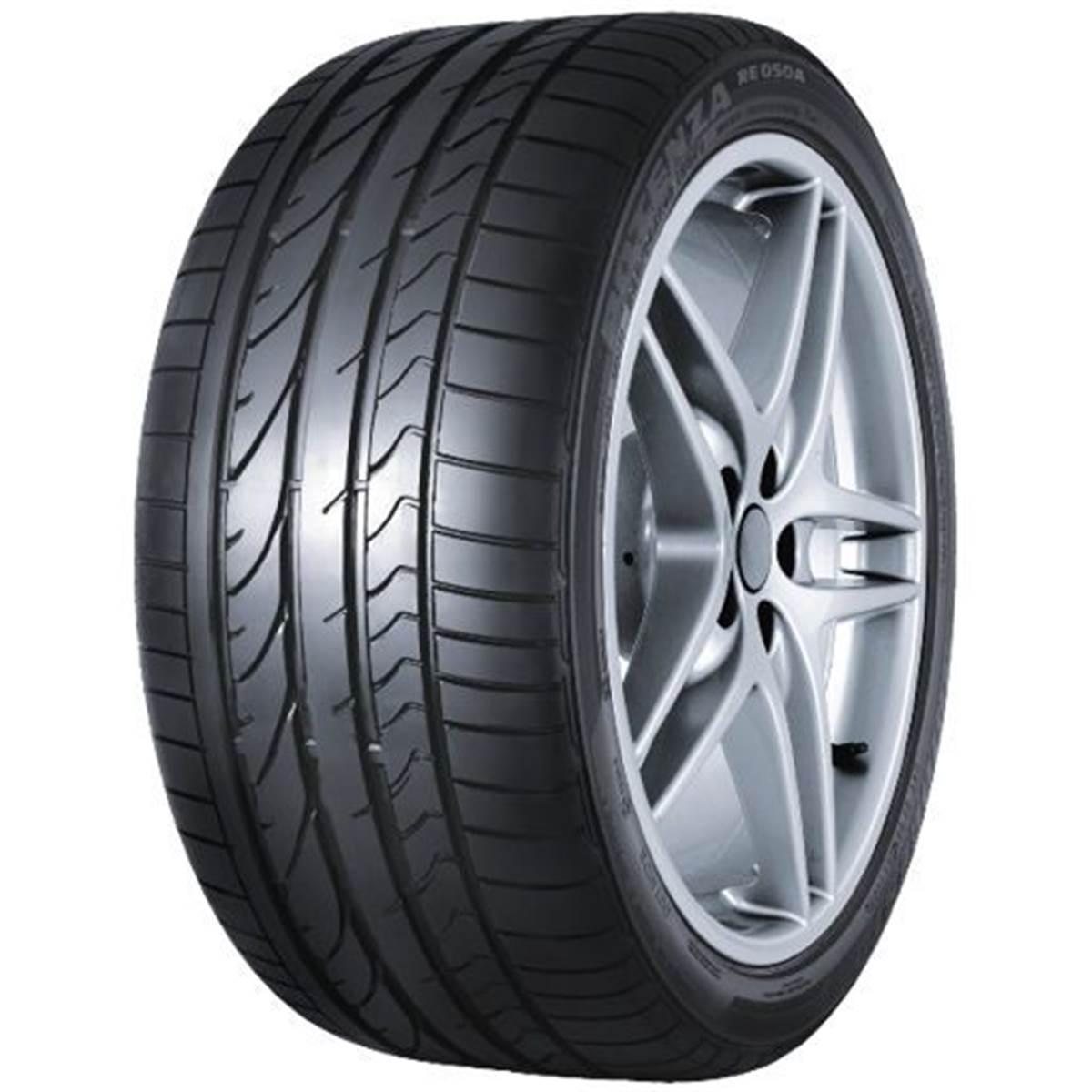 Pneu Bridgestone 255/40R18 95Y Potenza Re050A homologué Mercedes