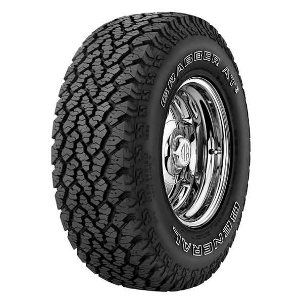 Pneu 4X4 General Tire 225/75R16 109T Grabber At2 XL