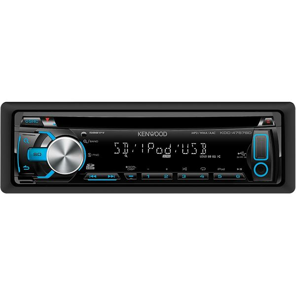 Autoradio Kenwood KDC-4757SD