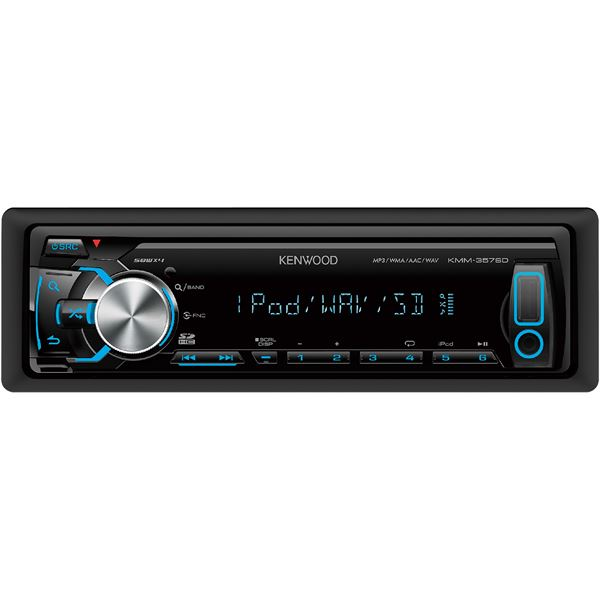 Autoradio Kenwood KMM-357SD