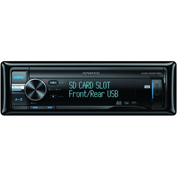 Autoradio Kenwood KDC-5057SD