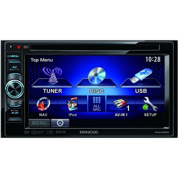 Autoradio Kenwood DDX3023