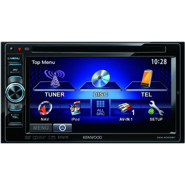 Autoradio Kenwood DDX4023BT