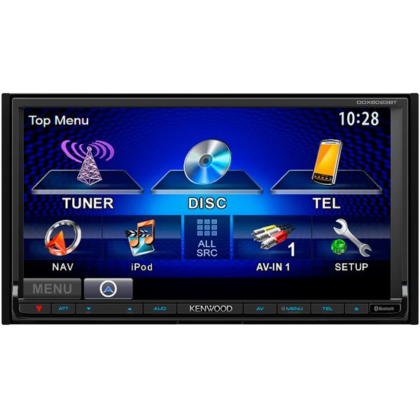 Autoradio Kenwood DDX6023BT