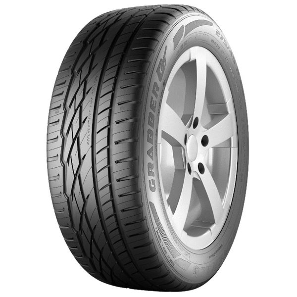 Pneu 4X4 General Tire 255/60R18 112V Grabber Gt XL