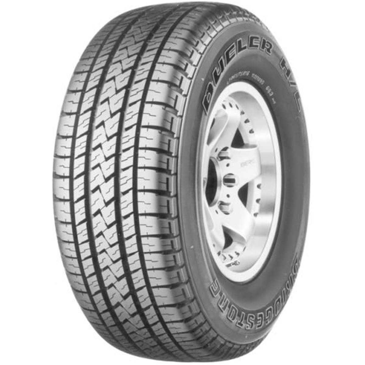 pneu bridgestone dueler h l 683 moins cher sur pneu pas cher. Black Bedroom Furniture Sets. Home Design Ideas
