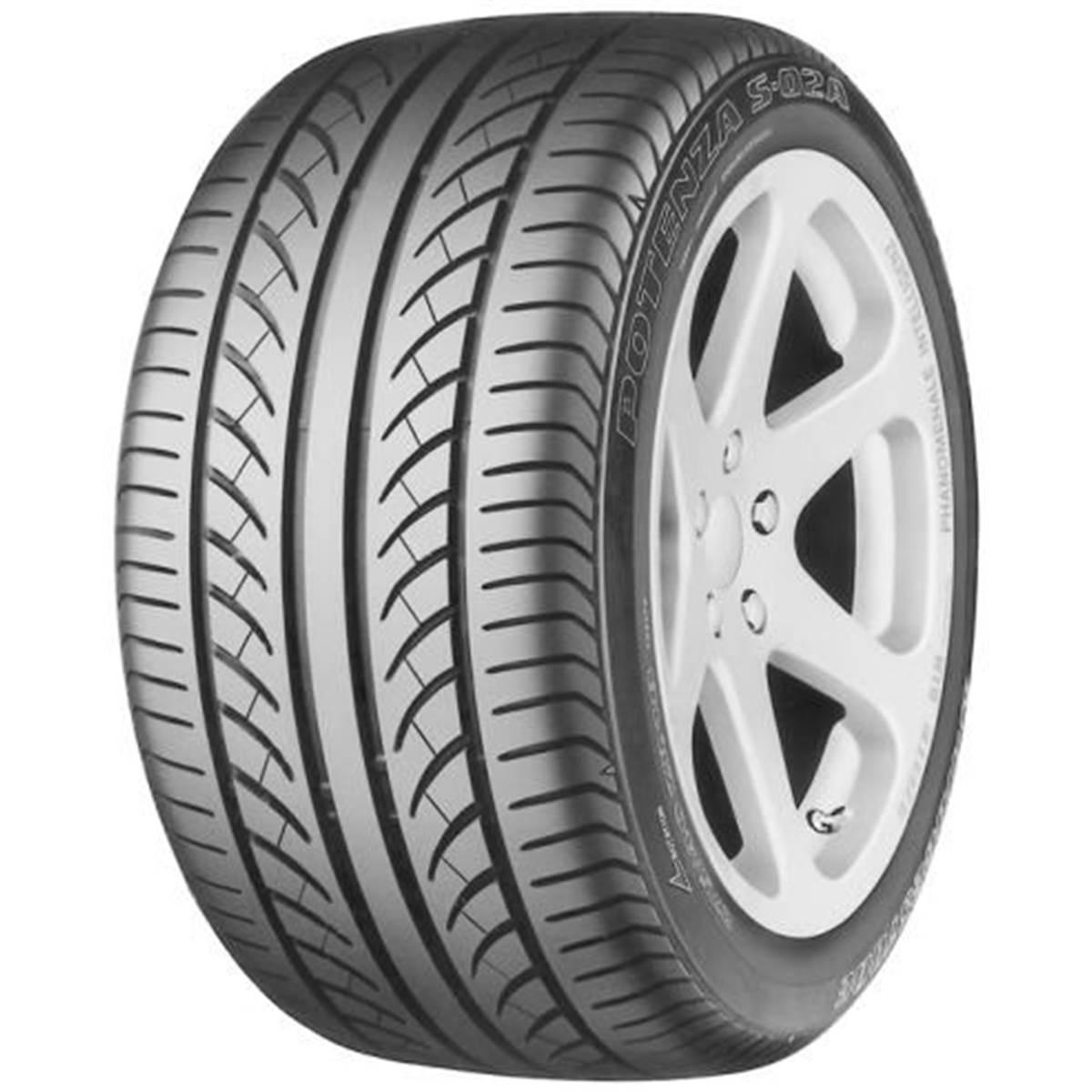 Pneu Bridgestone 205/50R17 Z Potenza S02A