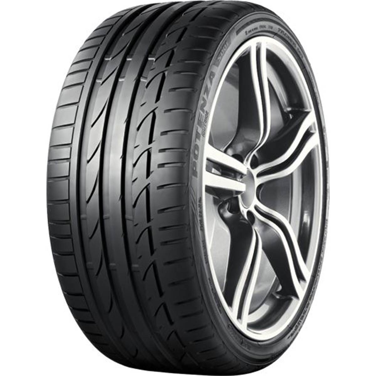 Pneu Bridgestone 225/45R17 91W Potenza S001