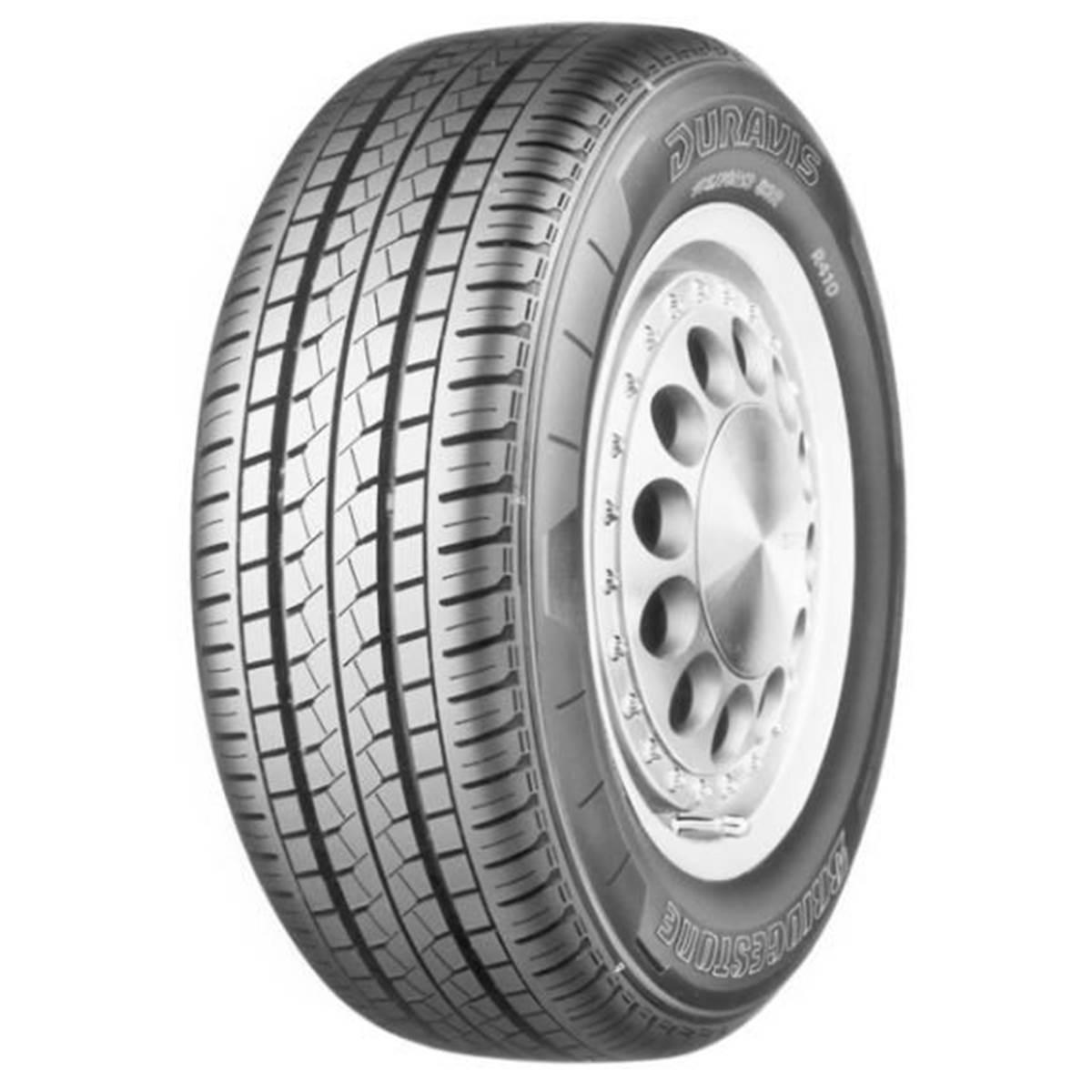 Pneu Camionnette Bridgestone 165/70R14 89R Duravis R410