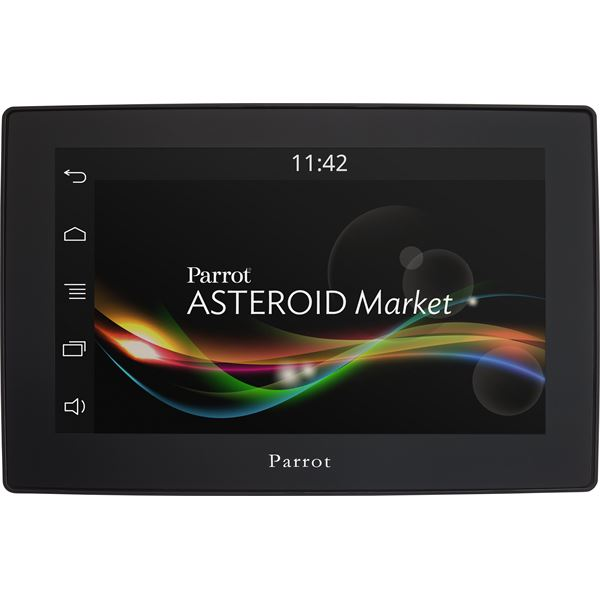 Kit mains-libres multimédia Asteroid Tablet Parrot