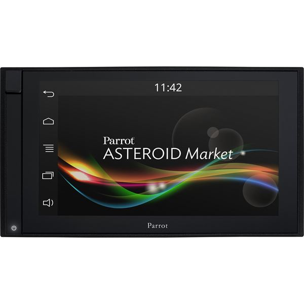 Autoradio GPS Parrot Asteroid Smart