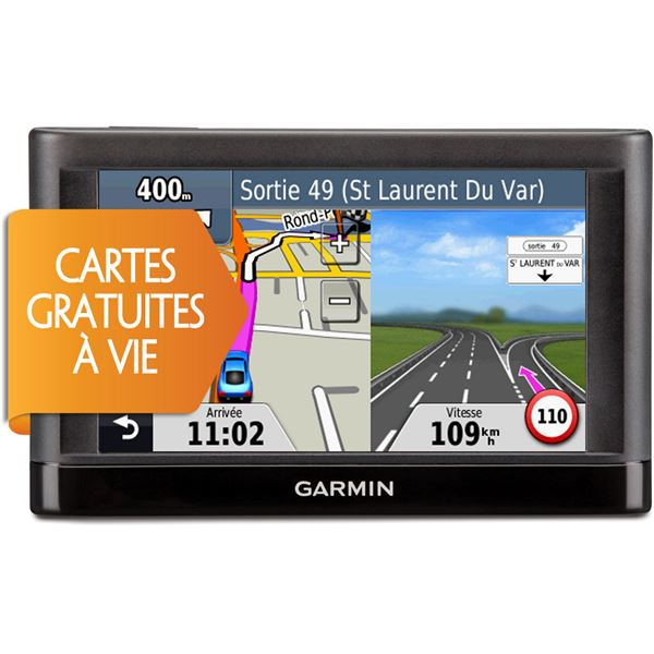 GPS Garmin Nüvi 42 LM WE Europe de l'Ouest