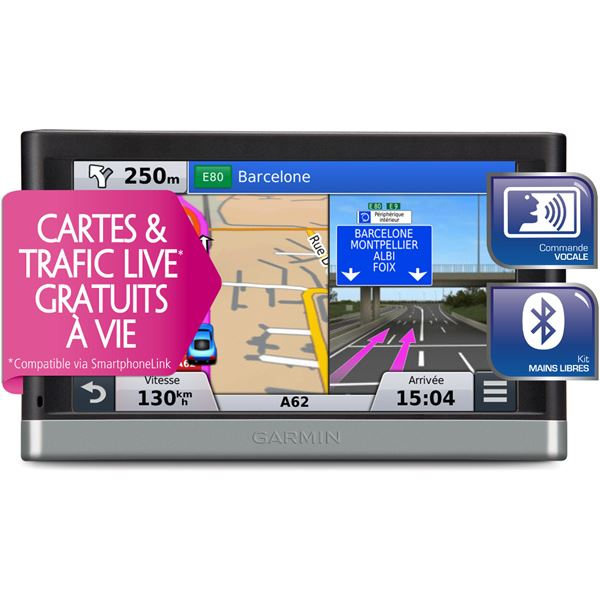 GPS Garmin Nüvi 2497 LM Full Europe