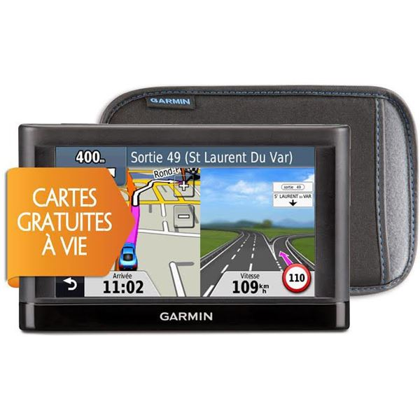 GPS Garmin Nüvi 52 LM WE Pack
