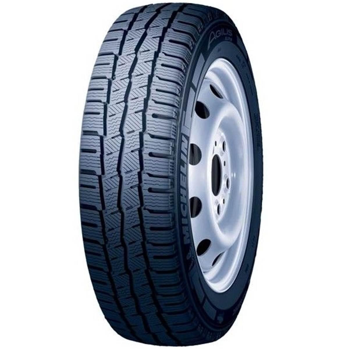 Pneu Camionnette Hiver Michelin 215/60R17 109T Agilis Alpin