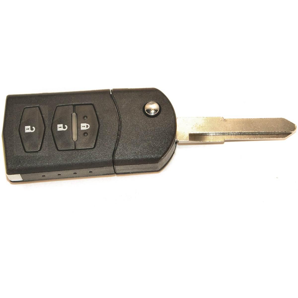 Coque de clé pour Mazda MAZ201