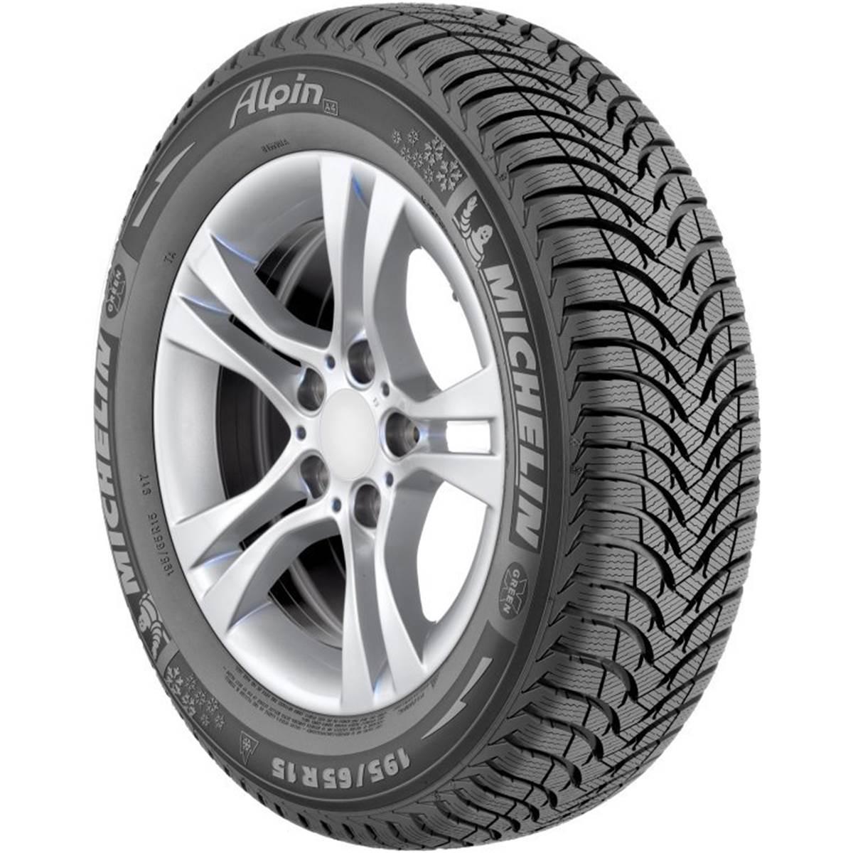 Pneu Runflat Hiver Michelin 225/50R17 94H Alpin A4