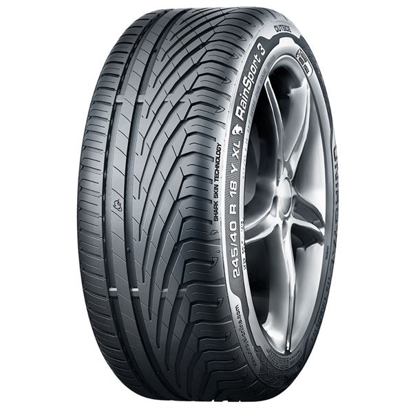 Pneu 4X4 Uniroyal 255/50R19 107Y Rainsport 3 XL