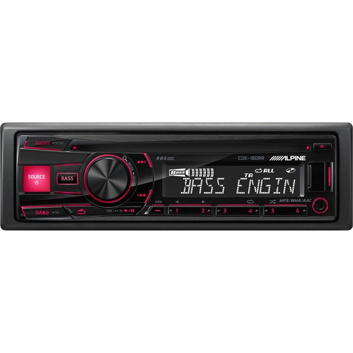 Autoradio Alpine CDE-181RR