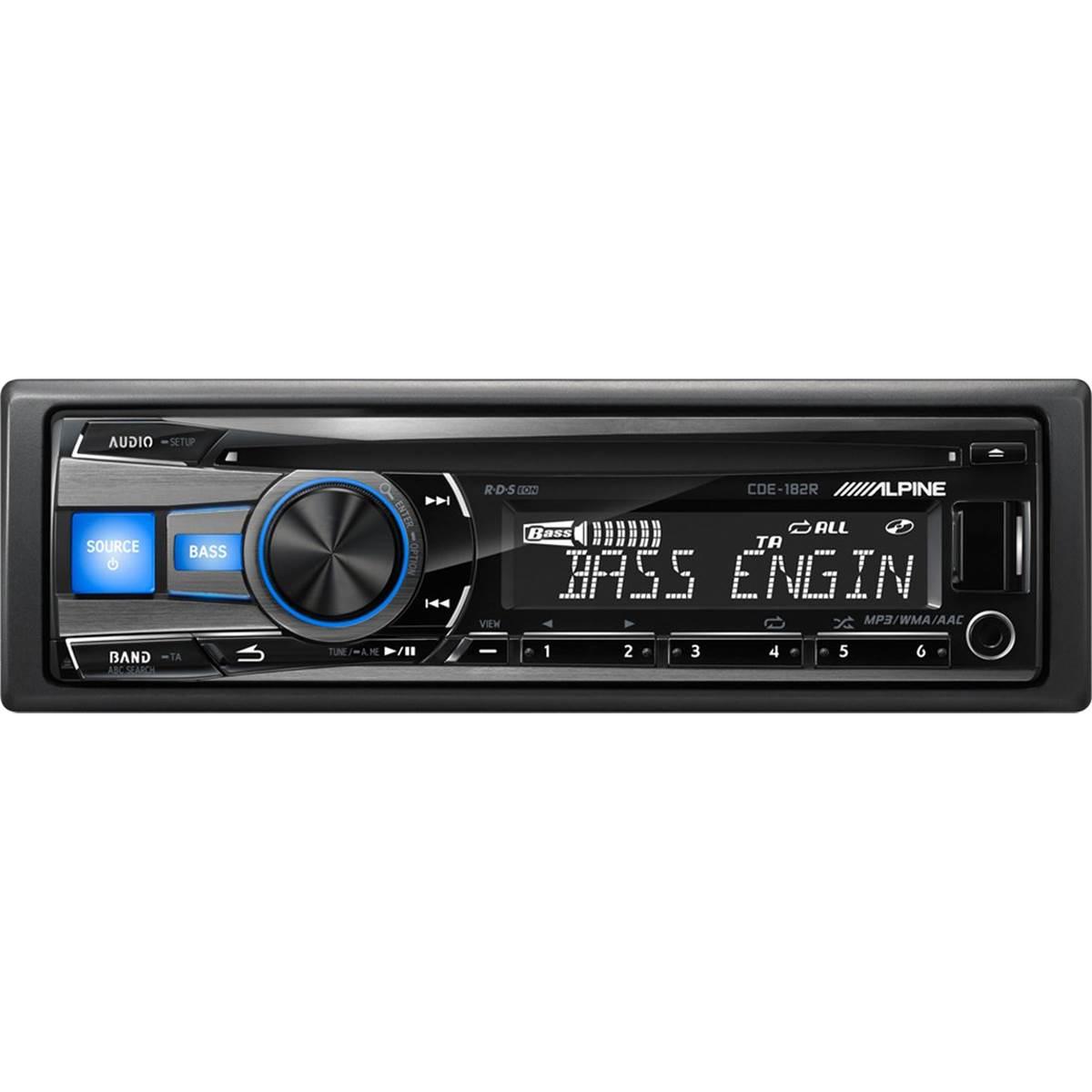 Autoradio Alpine CDE-182R