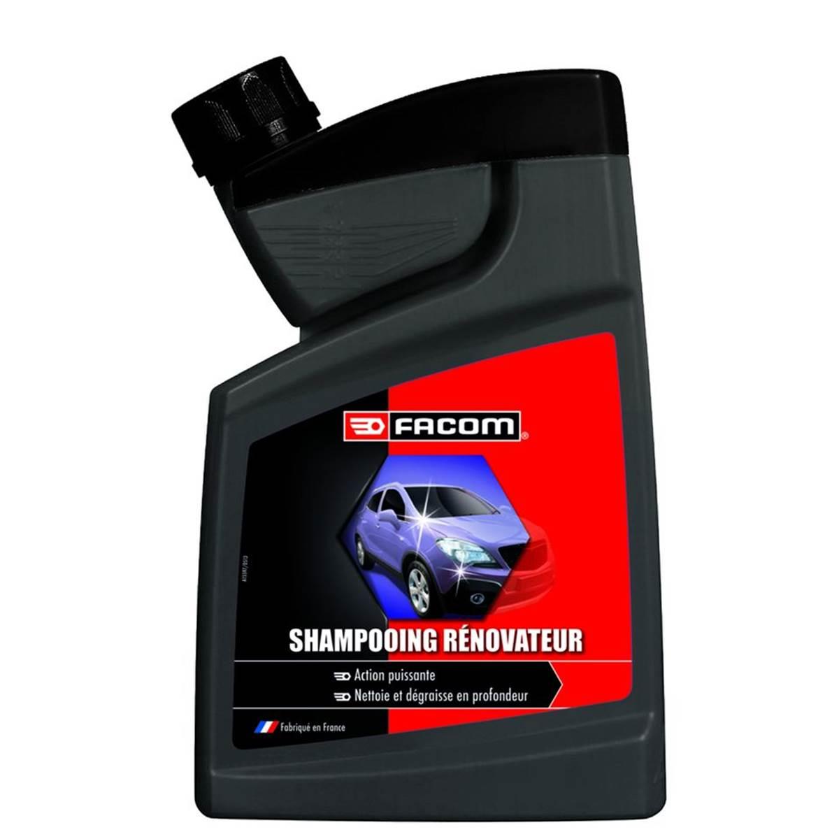 Shampooing rénovateur Facom 500 ml