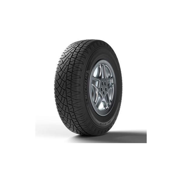 Pneu 4X4 Michelin 255/55R18 109H Latitude Cross 4X4 XL
