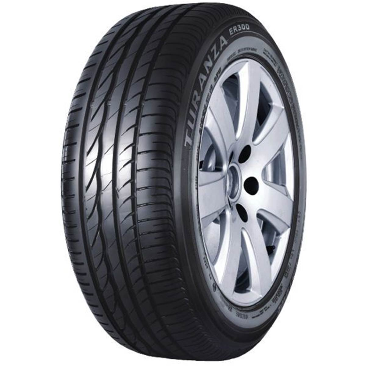 Pneu Bridgestone 215/50R17 91V Turanza Er300