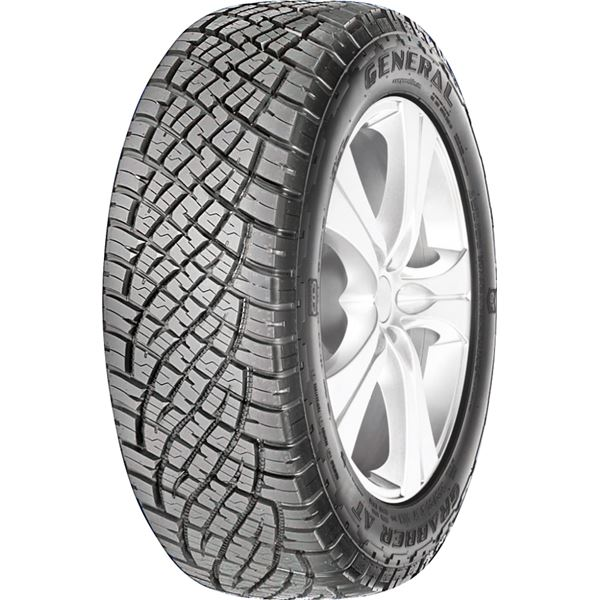 Pneu 4X4 General Tire 255/70R17 112S Grabber At