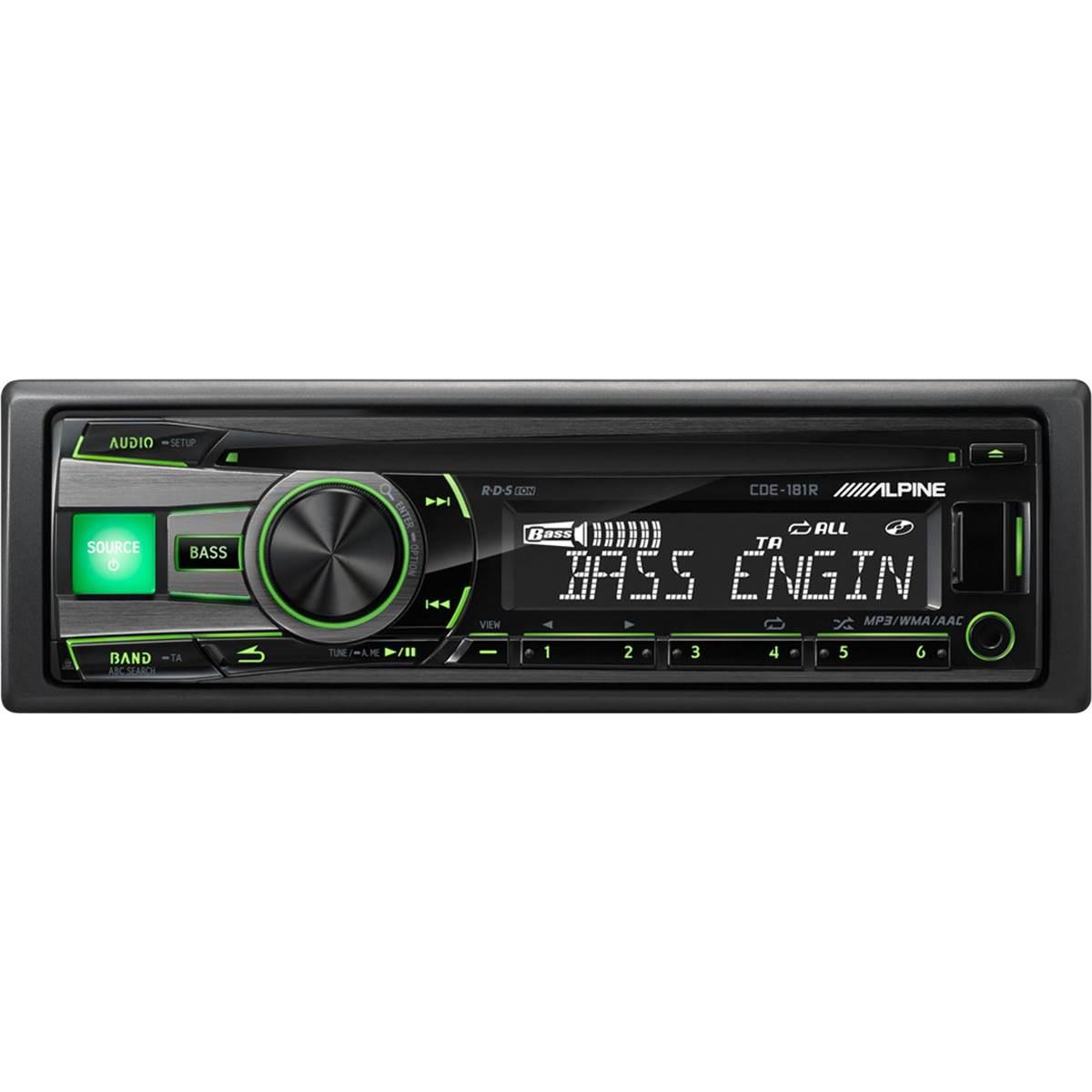 Autoradio Alpine CDE-181R