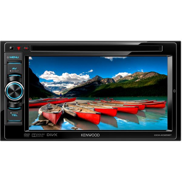 Autoradio Kenwood DDX4025BT
