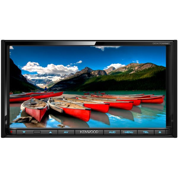 Autoradio multimédia double-DIN  Kenwood DDX7025BT