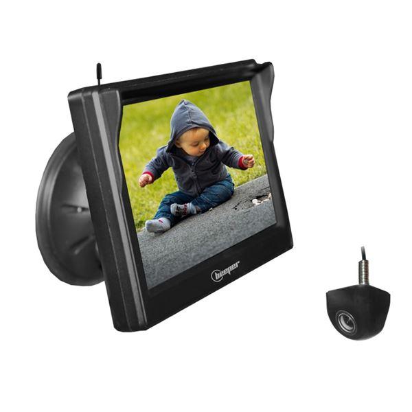 cam ra de recul sans fil rw50rf beeper feu vert. Black Bedroom Furniture Sets. Home Design Ideas