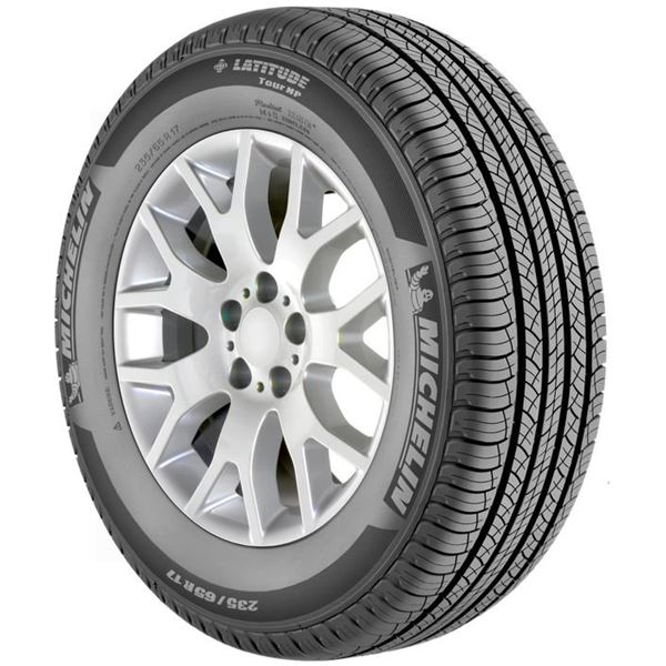 Pneu 4X4 Michelin 235/55R19 101V Latitude Tour Hp