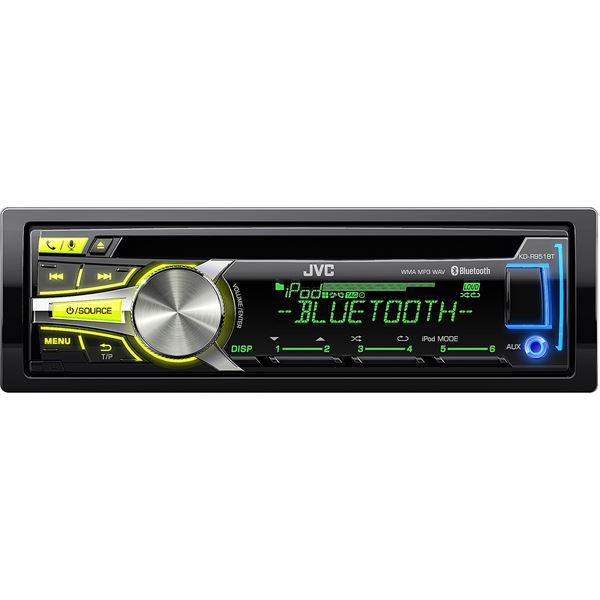 Autoradio Bluetooth JVC KD-R951BT