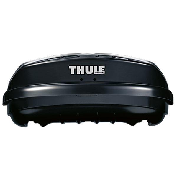 coffre de toit thule excellence xt titane noir brillant feu vert
