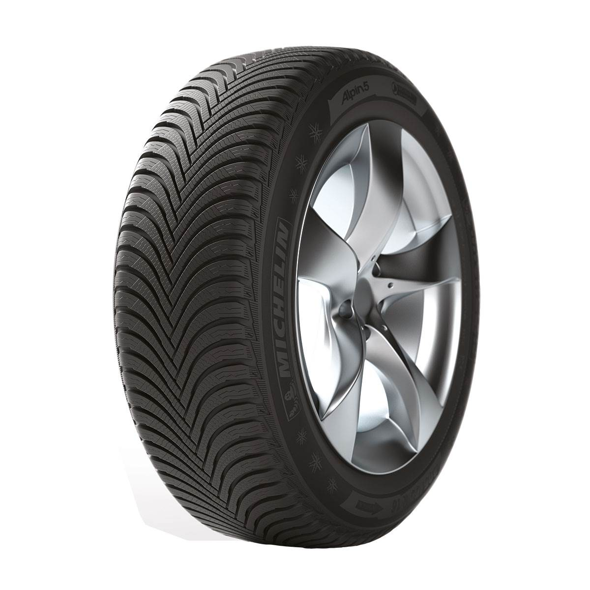 Pneu Hiver Michelin 195/60R16 89H Alpin A5