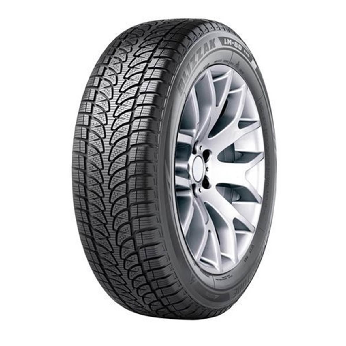 Pneu 4X4 Hiver Bridgestone 255/65R17 110H Blizzak Lm80
