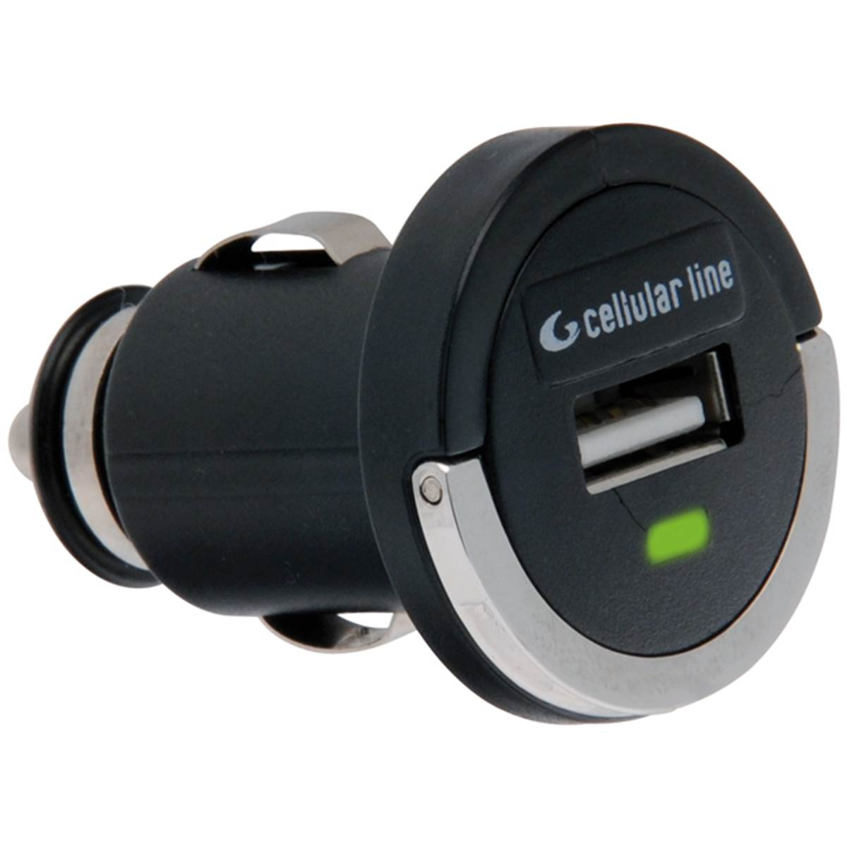 Micro chargeur allume-cigare USB Cellular Line