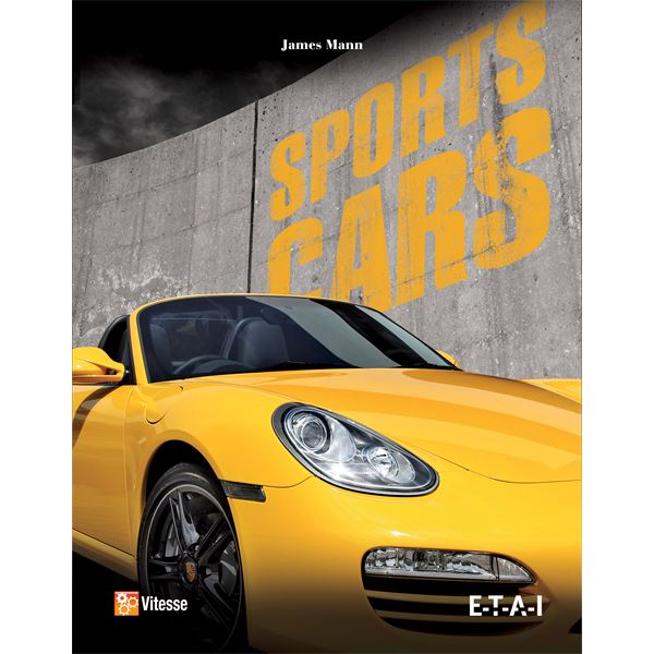 LIVRE SPORTS CARS (REF 25256)