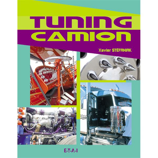 LIVRE TUNING CAMION (REF 22458)