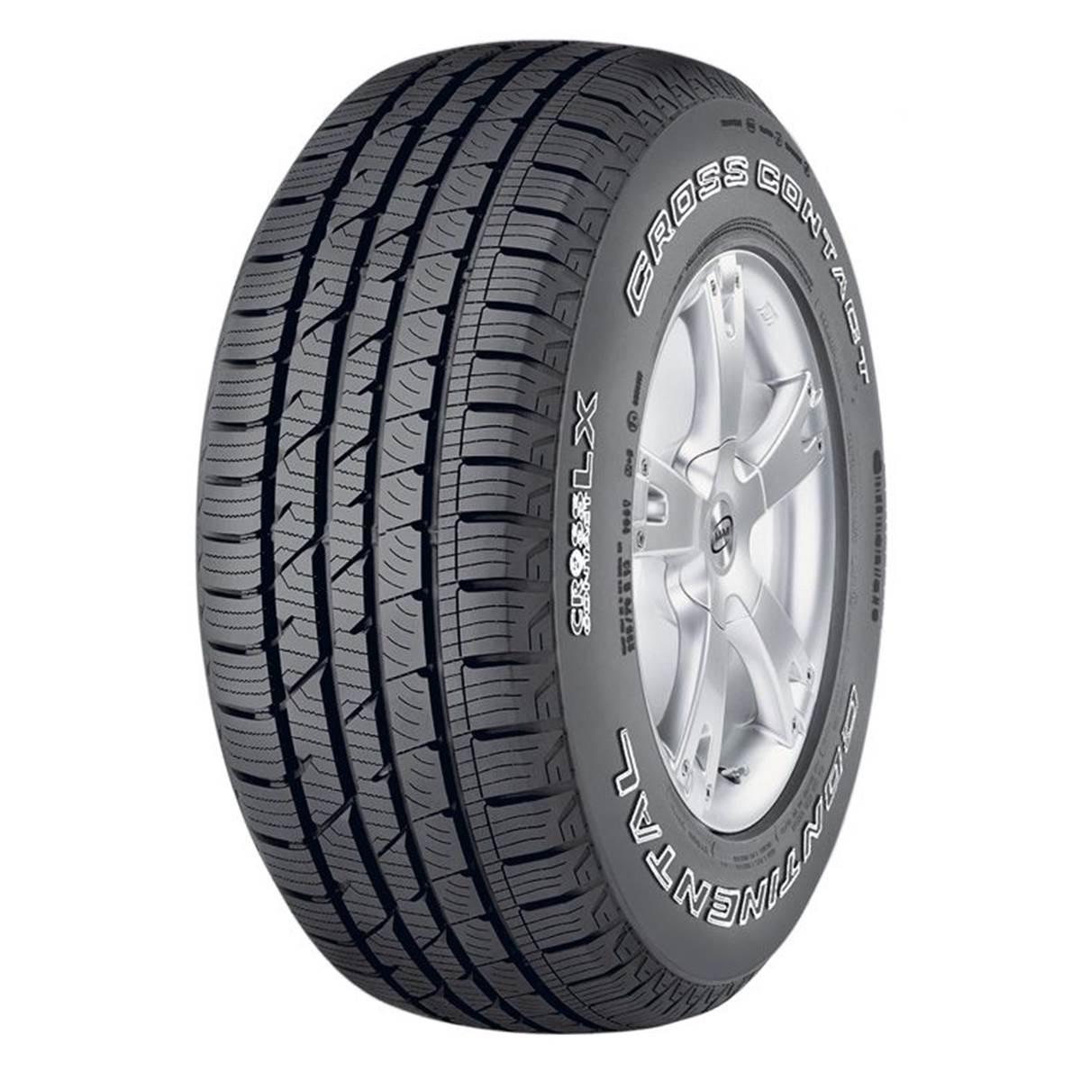 achat pneu continental conti crosscontact lx 215 65 r16 98h pas cher. Black Bedroom Furniture Sets. Home Design Ideas