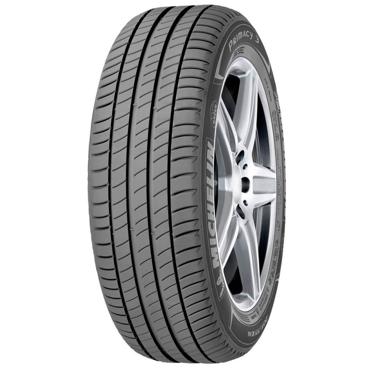 Comparer les prix des pneus Michelin Primacy 3