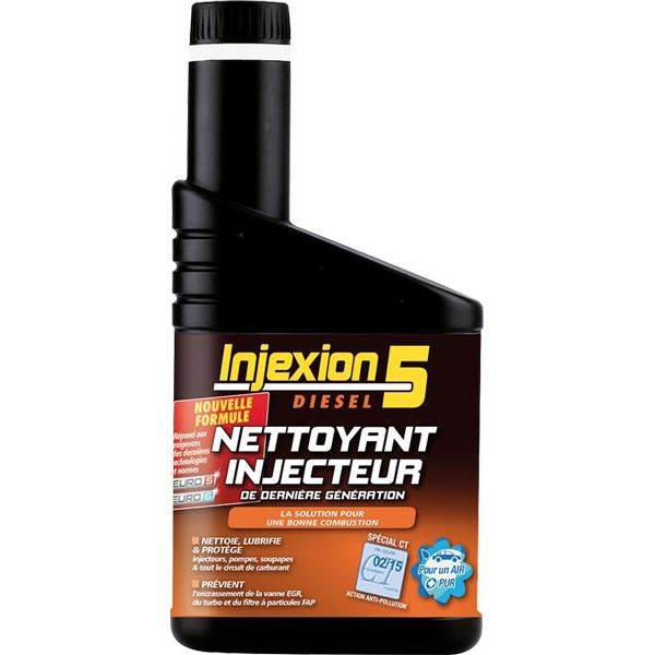 Nettoyant Injection 500 ml diesel Sodit