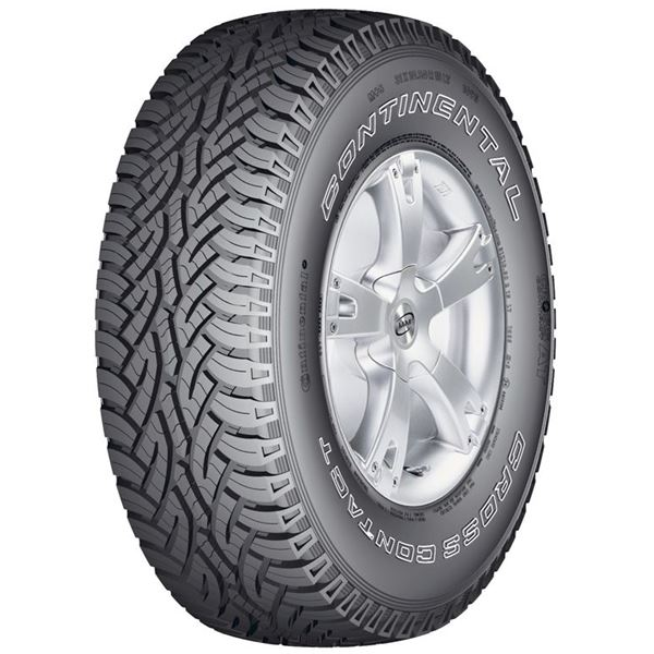 Pneu 4X4 Continental 255/60R18 112T Conticrosscontact At XL