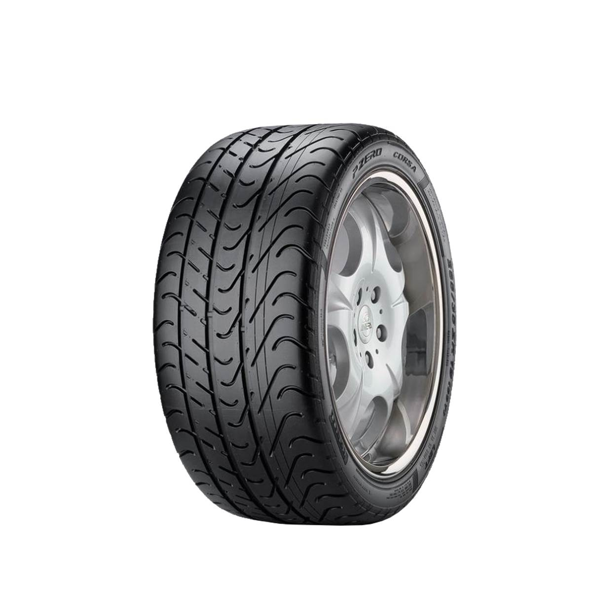 Pneu Pirelli 245/35R19 93Y Pzero Corsa Asimmetrico 2 XL