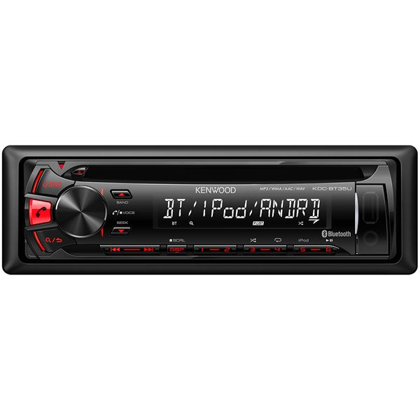 Autoradio Bluetooth Kenwood KDC-BT35U