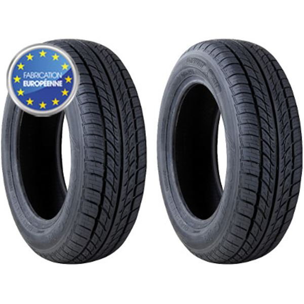 Lot de 2 pneumatiques LINGLONG 165/70R14 81T